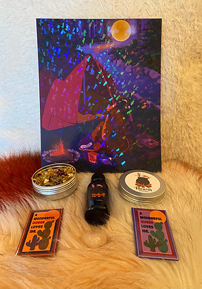 Queer Love Box (Hearth Remedies x ggggrimes)