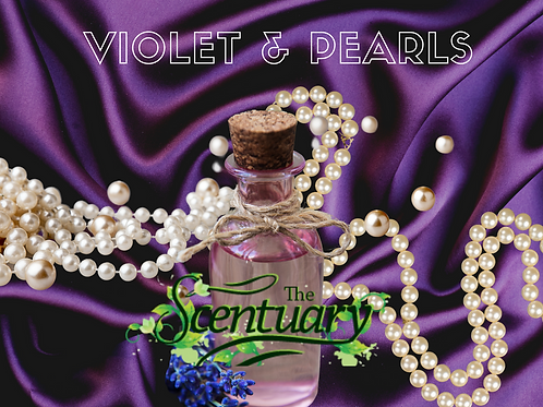 Violets & Pearls*