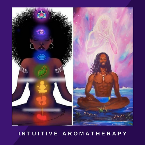 Intuitive Aromatherapy Session