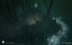 Greyhollow Island Lighting & VFX