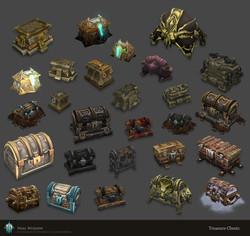 Treasure Chests