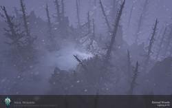 Eternal Woods Lighting and VFX