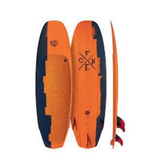 F-ONE SURFBOARD SLICE FLEX