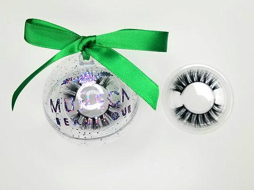Aiyana Christmas Ornament