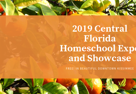Have you heard about the Central Florida Homeschool Expo 2019? It is free and local!
