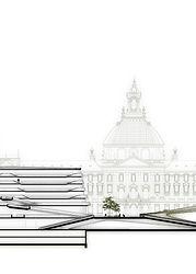 Lageplan Bremen Schuppen 3 JN3N Architektur