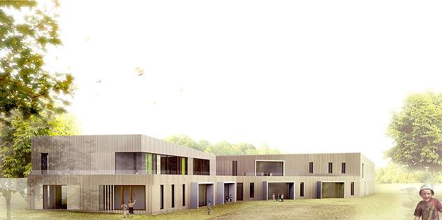 KiTa Wolfsburg Architektur