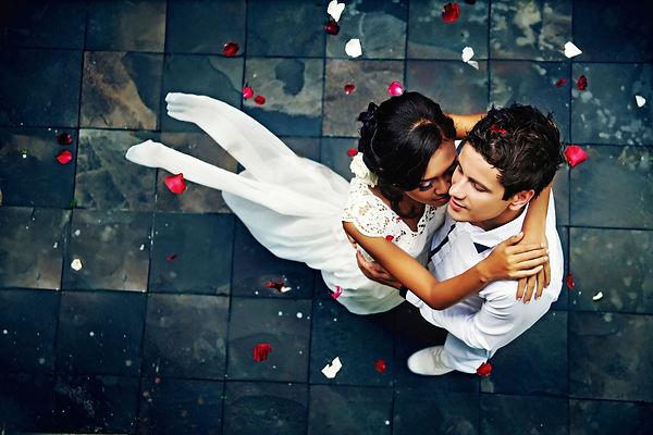 Bride and Groom Sudbury