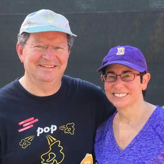 Dan C and Mimi W