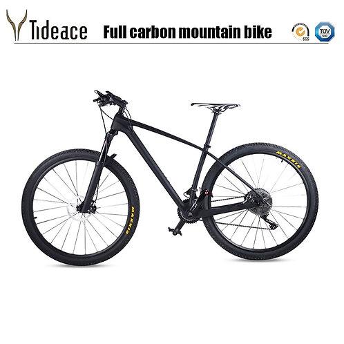 "Carbon Fiber MTB Mountain Bike 33s 30s 22s 11s Single Speed 29"" Complete Mtb Bik"