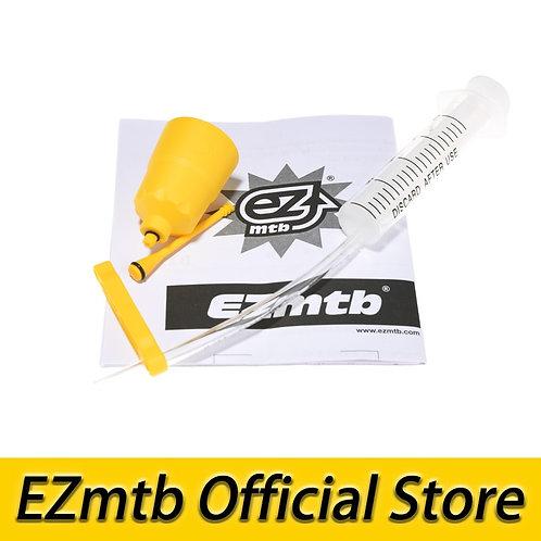2018 Newest Ezmtb Bleed Kit Funnel / Oil Stopper for Shimano  Disc Brake