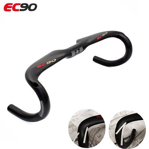 2019 EC90 Full Carbon Bicycle Handlebar Road Bicycle Handlebar Stem Handle Playi