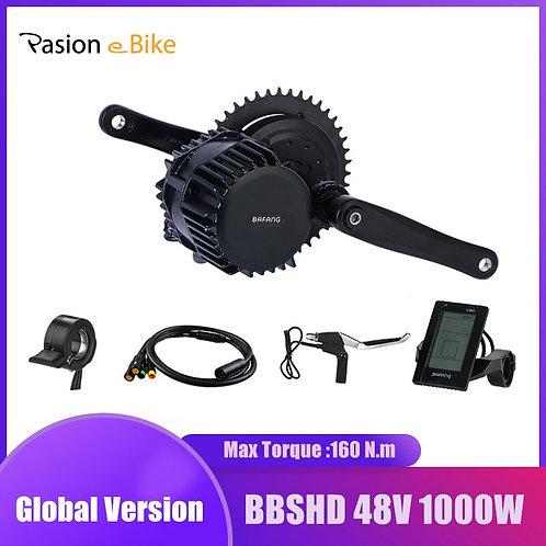 Bafang 8FUN BBSHD 48V 1000W Ebike Electric Bike Motor Kit G320.1000W Mid Drive E