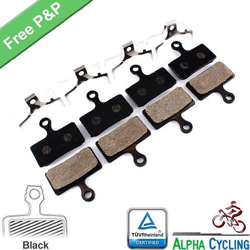 Bicycle Brake Pads for SHIMANO G01S, M9000, Deore XT M8000, SLX M6000, M666, M67