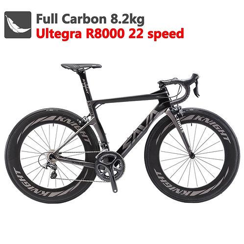 SAVA Carbon Racing Road Bike 700C SHIMANO Ultegra R8000 22 Speed Bicycle