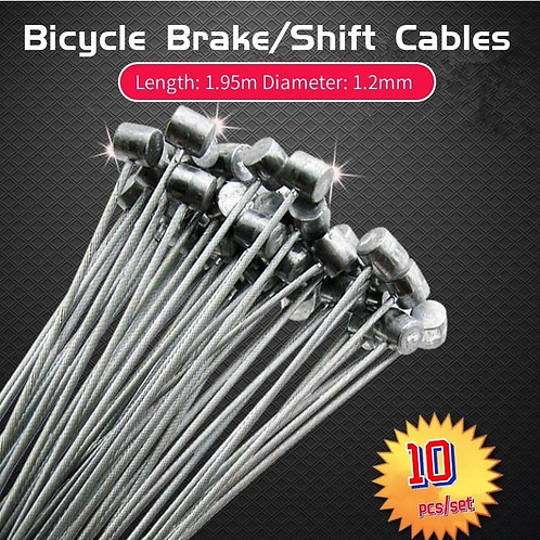 Bike Accessories Brake Line Shift Cables Road MTB Bike Bicycle Fixed Gear Brake