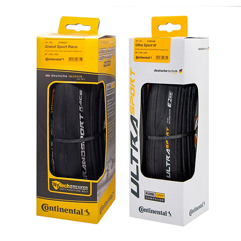 Continental Road Tire ULTRA SPORT II III & GRAND Sport Race & Extra 700 23c 25c2