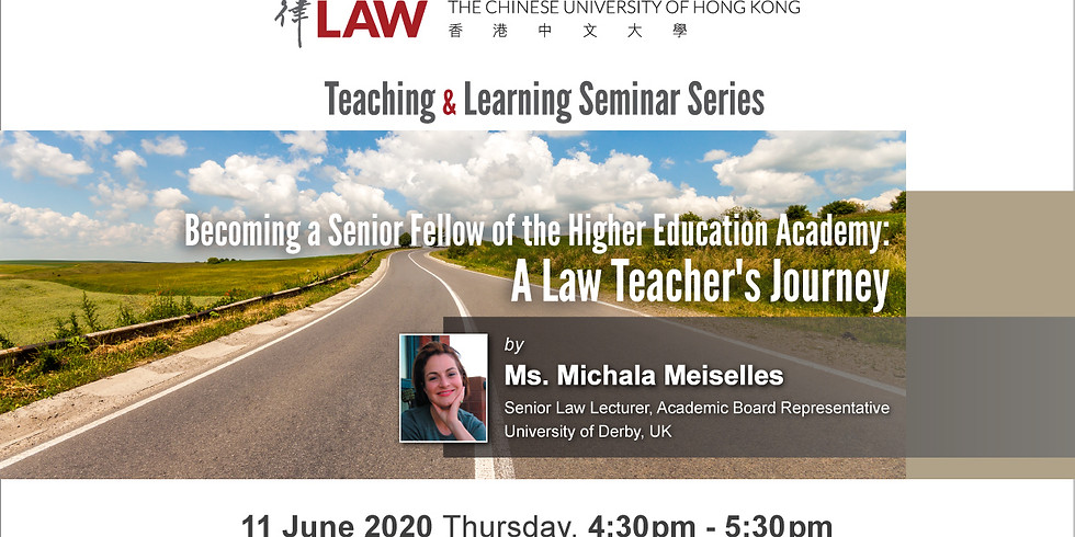 Becoming a Senior Fellow of the Higher Education Academy
