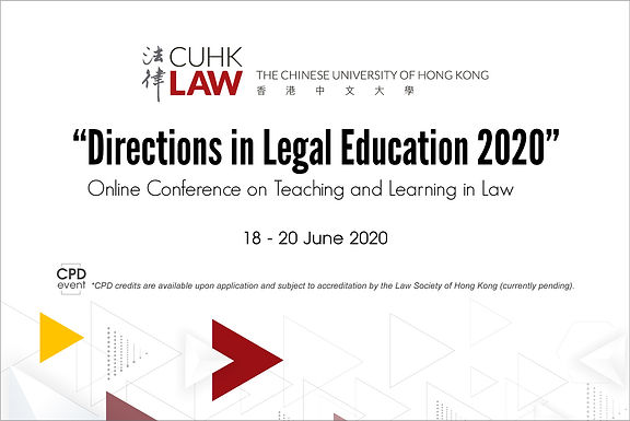 Directions in Legal Education 2020