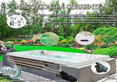 SISTEMA DE NADO CONTRA-CORRIENTE