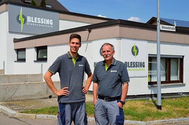 Blessing Firmengebäude
