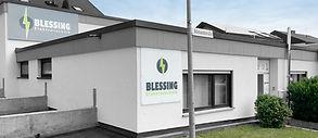 Firmengebäude Blessing Nürtingen