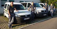 Fuhrpark Blessing Elektro Nürtingen