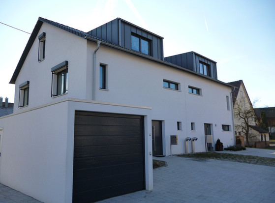 Neubau Blessing Nürtingen