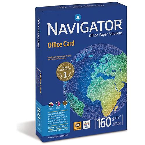 Navigator Office Card 160g wit