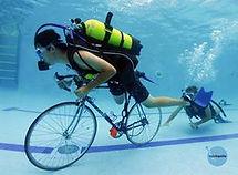 Students underwater sports in Samara, Guanacaste, Costa Rica