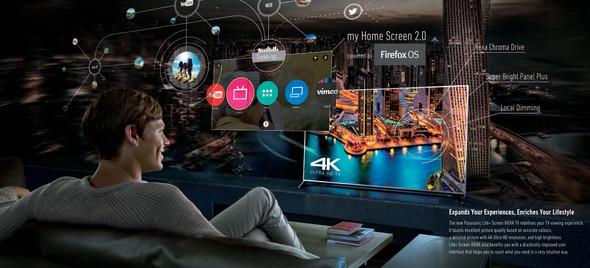 Panasonic Viera 4K