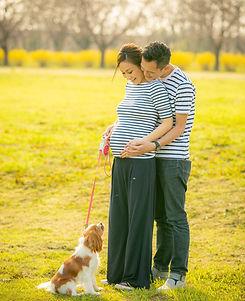 maternity_shots_mother_dog_couple