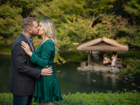 Proposal in The Traditional Japanese Garden