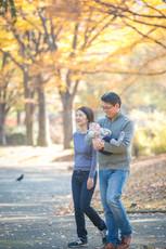 秋の駒沢公園