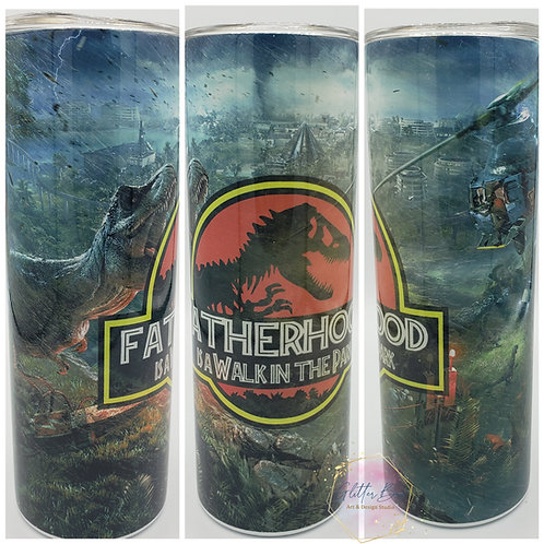 Father's Day Gift - Metal Insulated Tumbler