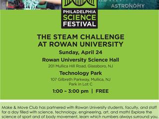 Explorer Day at Rowan University