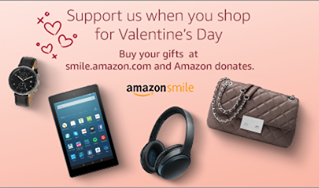 Support us this Valentine's Day