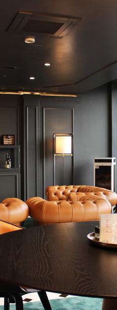 Eventlocation Hamburg: Whiskey Lounge im Hamburger Ding