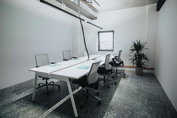 Private Office Team im Hamburger Ding