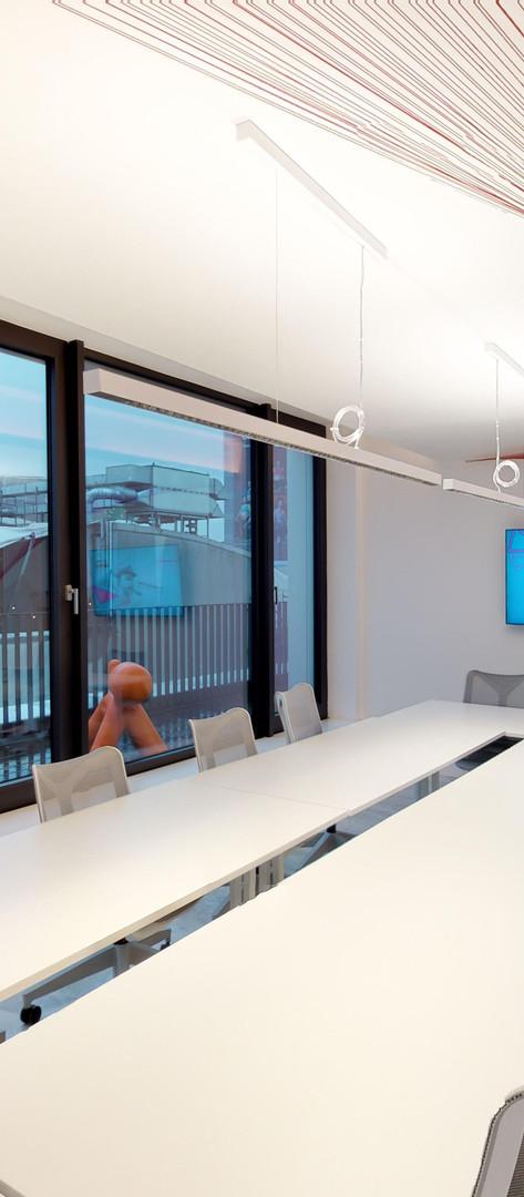 Herman Miller Workshop Space | Meetingraum