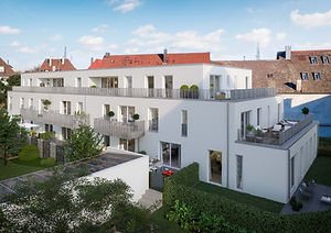 Haus 3 Quartier im West Stadt Quartier Ludwigsburg