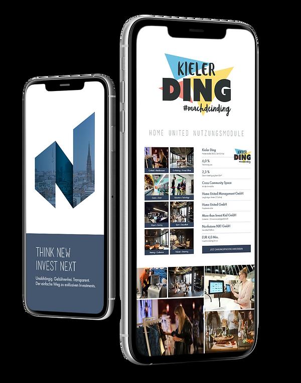 Crowdinvesting Plattforme Northstone Next