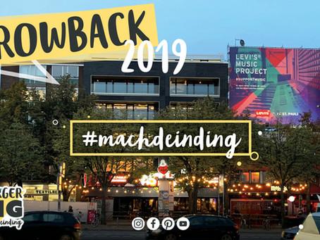 Jahresrückblick: 2019 im Hamburger Ding
