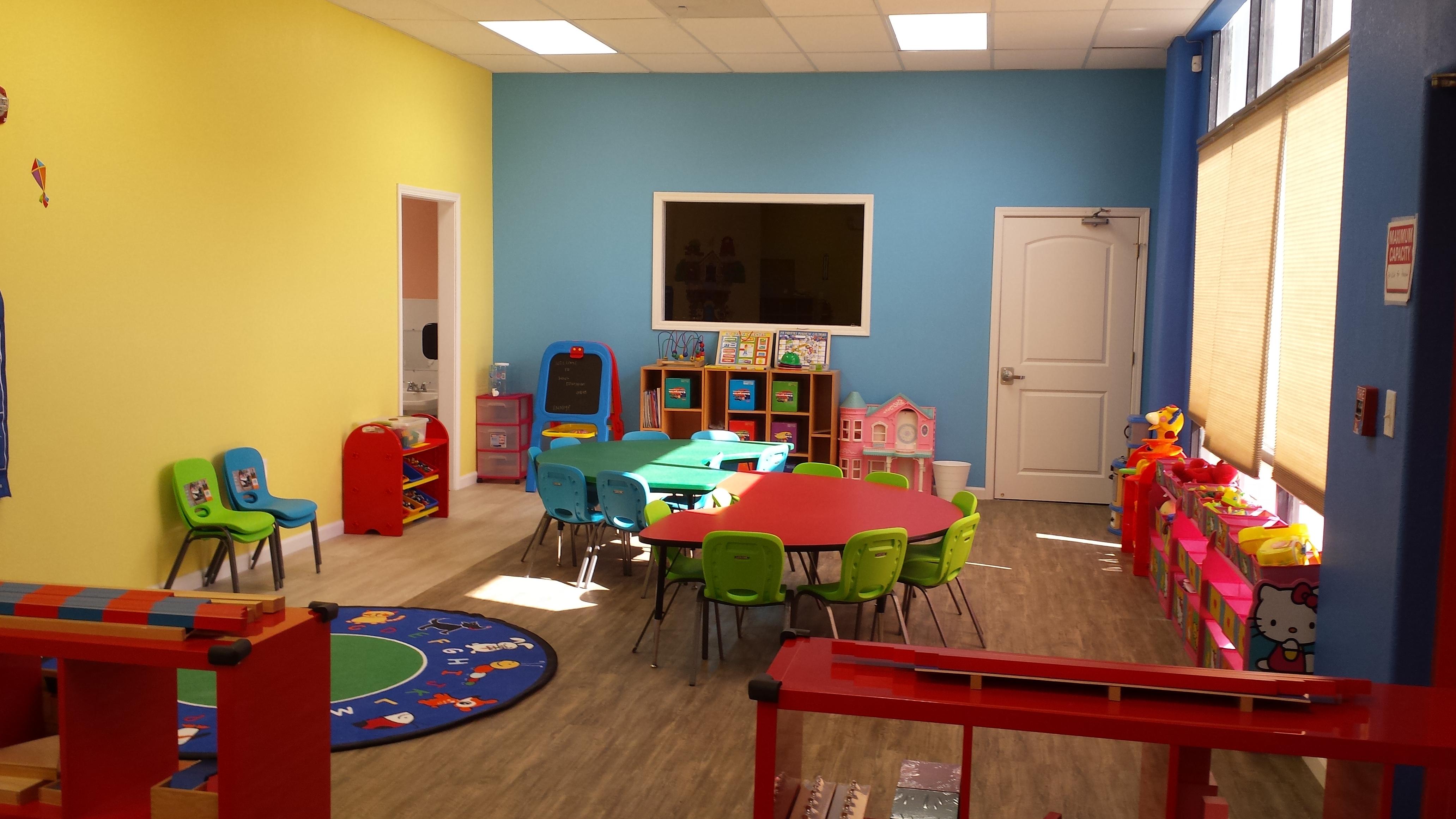Preschool-3 Classroom
