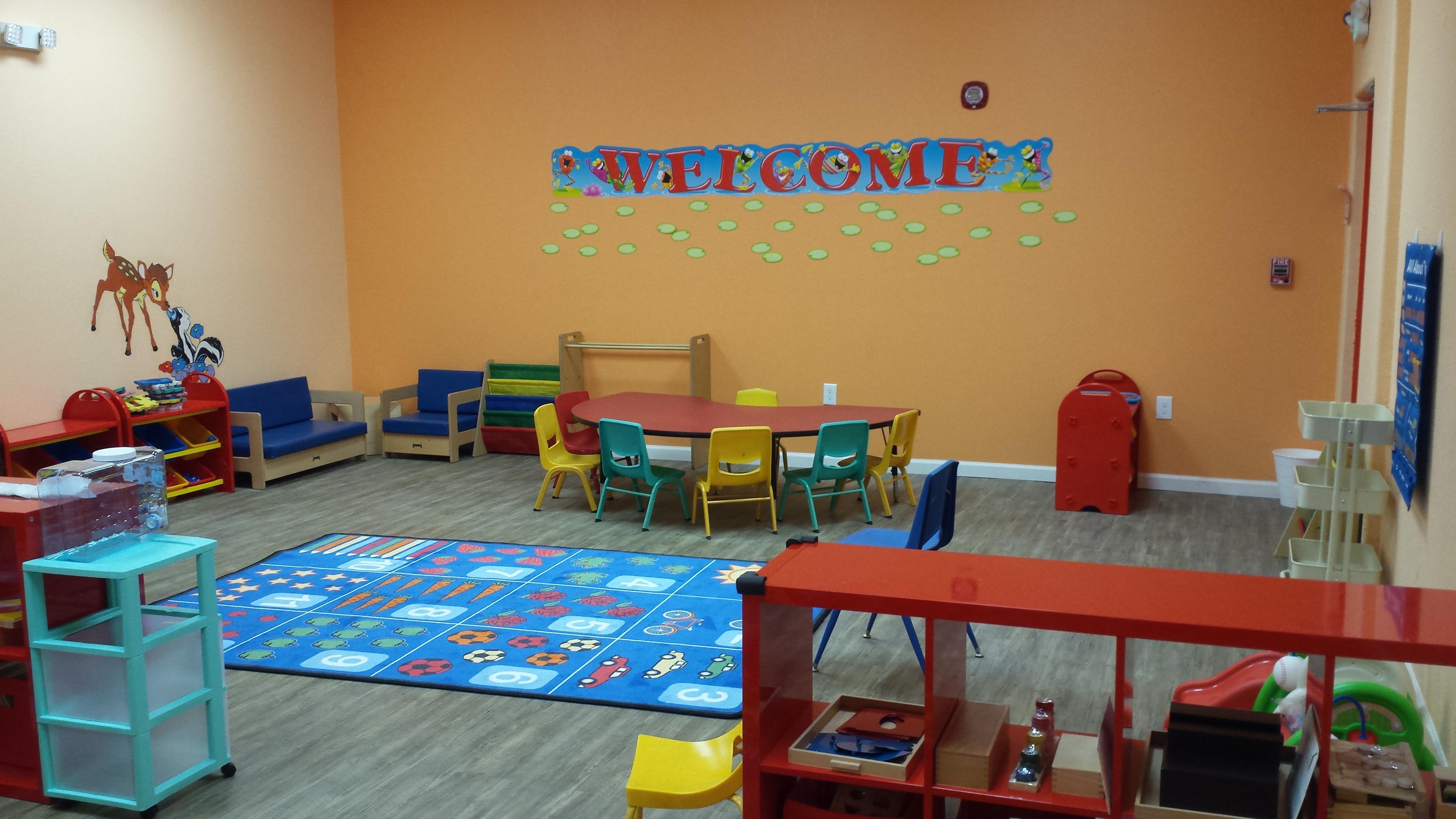 Preschool-2 Classroom