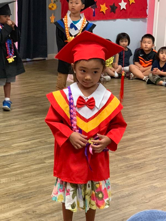 2019 Preschool Graduation