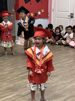 2019 Wing Graduation Ceremony