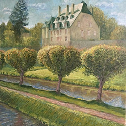 Châtillon, toits éblouissants