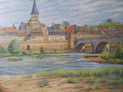 La Loire à la Charité