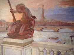 Rendez-vous au Pont Alexandre